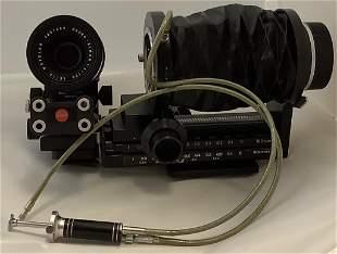 Lot of 2 Leica lens including LEITZ macro extension