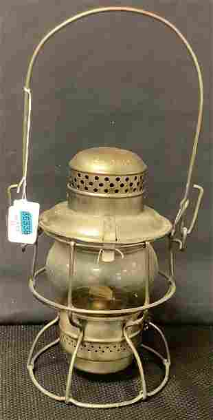 L&N Railroad kerosene Lantern