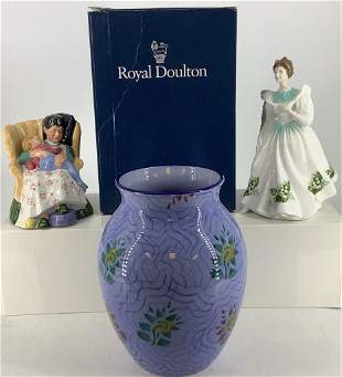 """2 Royal Doulton figures, """"May†and """"Sweet"""