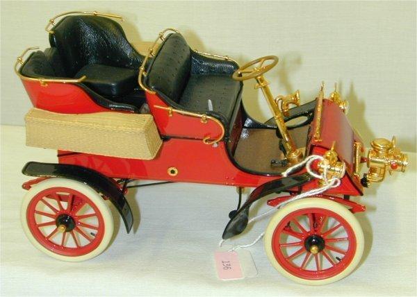 136: FRANKLIN MINT 1903 MODEL A