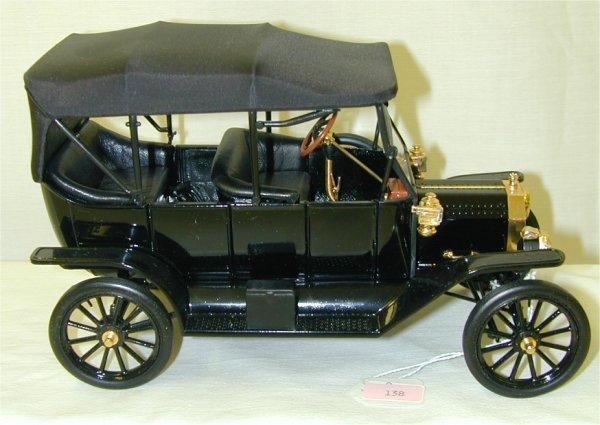 138: FRANKLIN MINT 1907 MODEL T
