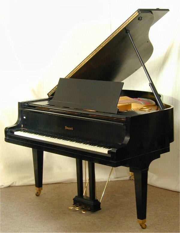 5342A: KAWAI 5 ft. BABY GRAND PIANO W/CASE