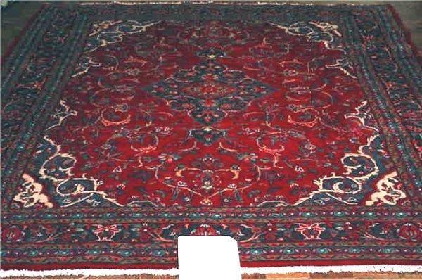 1005: FINE PERSIAN HAMEDAN 8 X 11.3