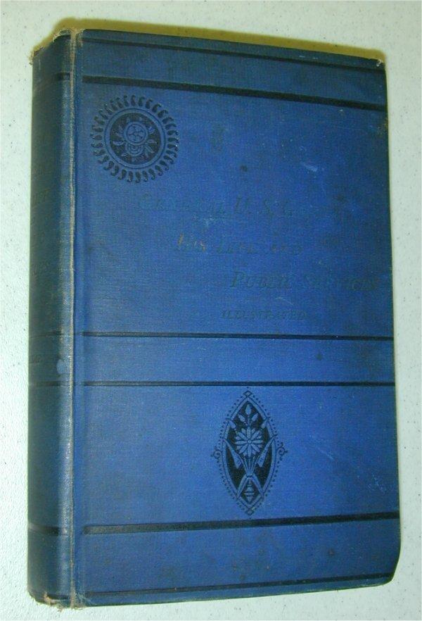 3520: BOOK - THE LIFE OF GENERAL U. S. GRANT,