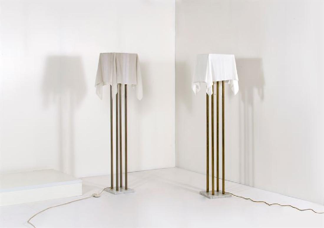 TAKAHAMA KAZUIDE_x000D_ Coppia di lampade mod. Nefer 2