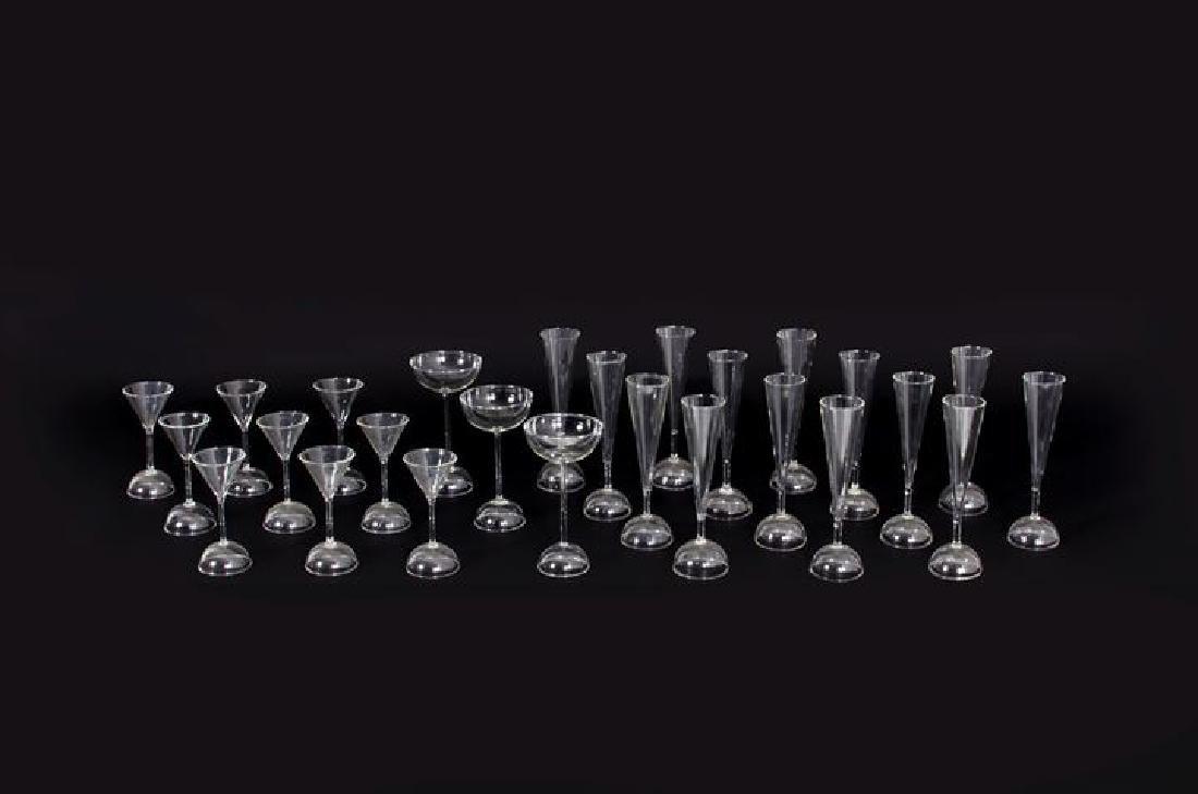 MENDINI ALESSANDRO_x000D_ Bicchieri a rovescio