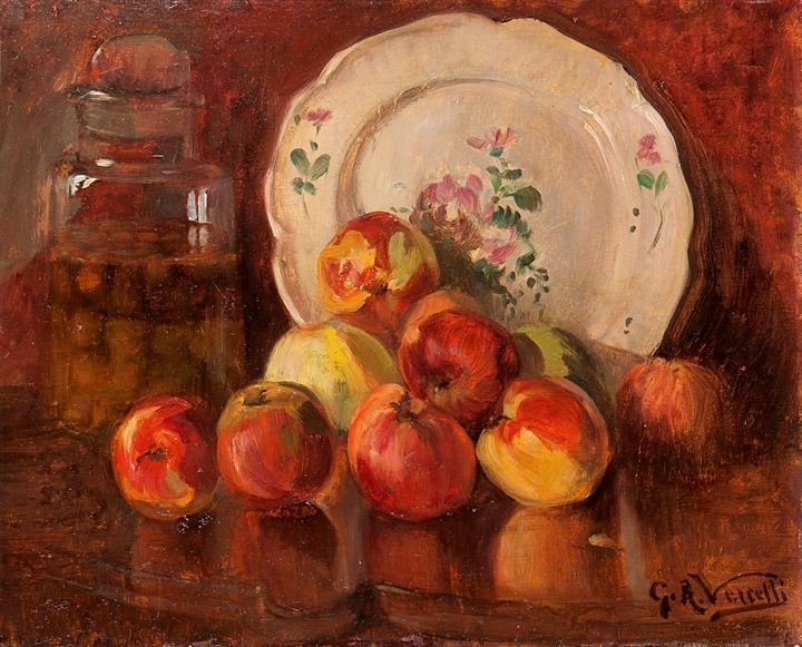 VERCELLI GIULIO ROMANO Marcorengo (TO) 1871 - 1951