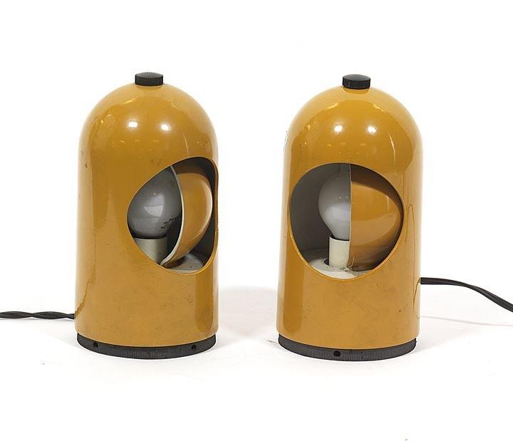 LAMPADE Selene Coppia di lampade con luce regolabile