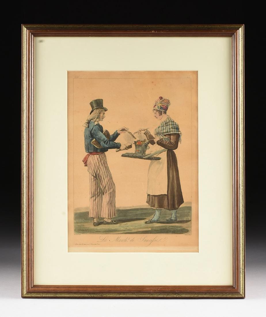 ANTONINE CHARLES HORACE VERNET (American 1758-1836) AN - 2
