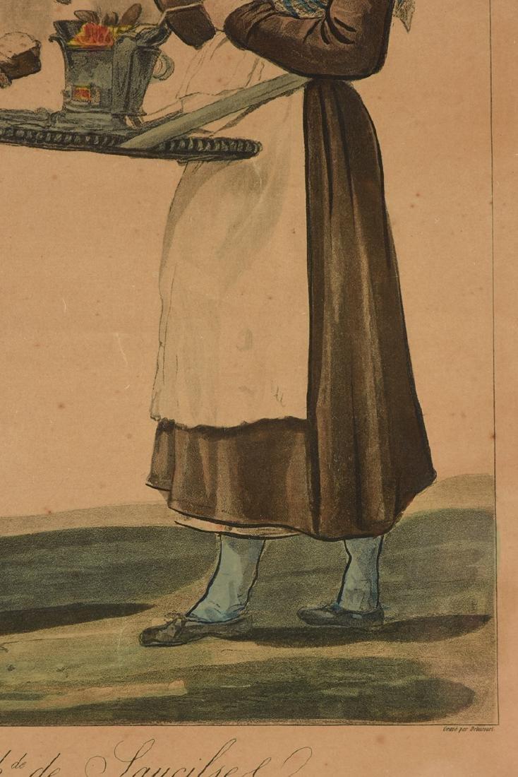 ANTONINE CHARLES HORACE VERNET (American 1758-1836) AN - 3