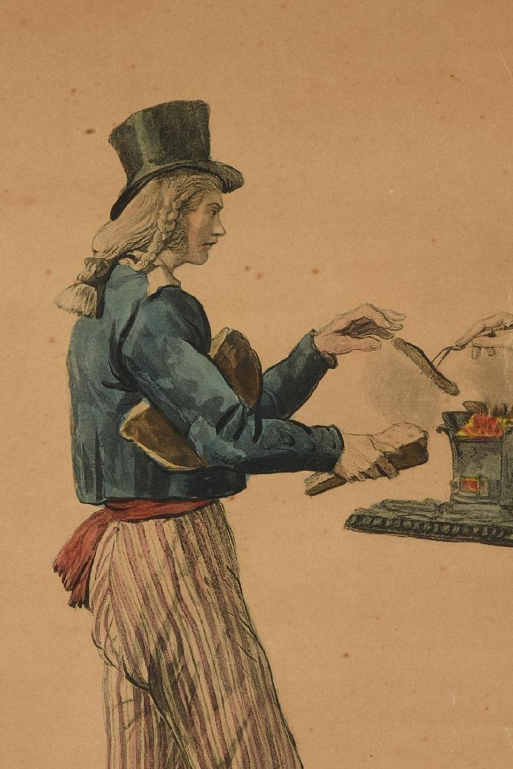 ANTONINE CHARLES HORACE VERNET (American 1758-1836) AN - 5