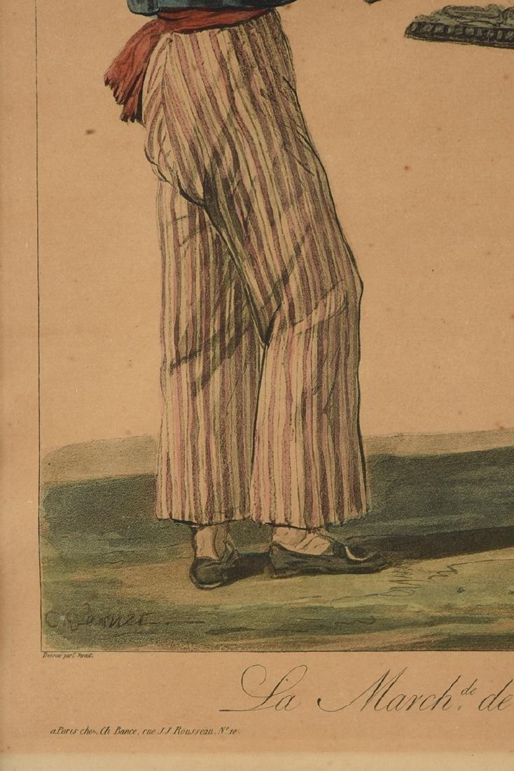 ANTONINE CHARLES HORACE VERNET (American 1758-1836) AN - 6