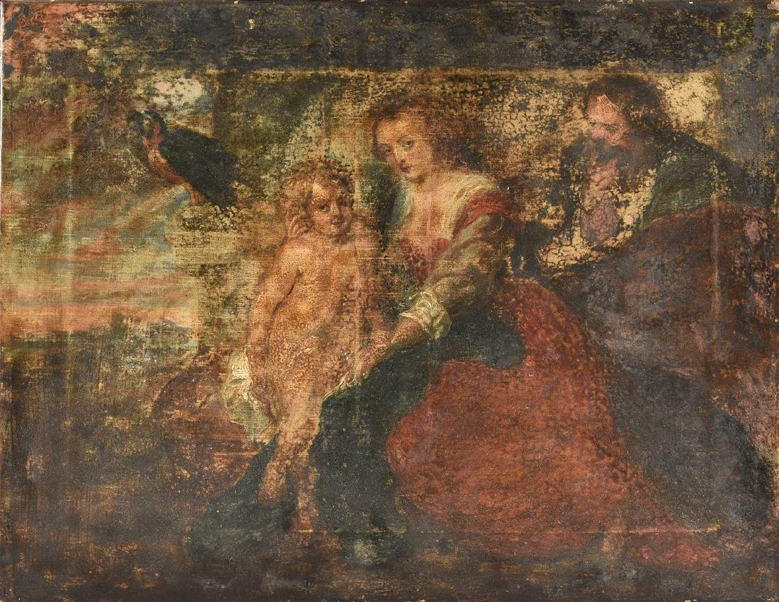 after PETER PAUL RUBENS (active/lived in