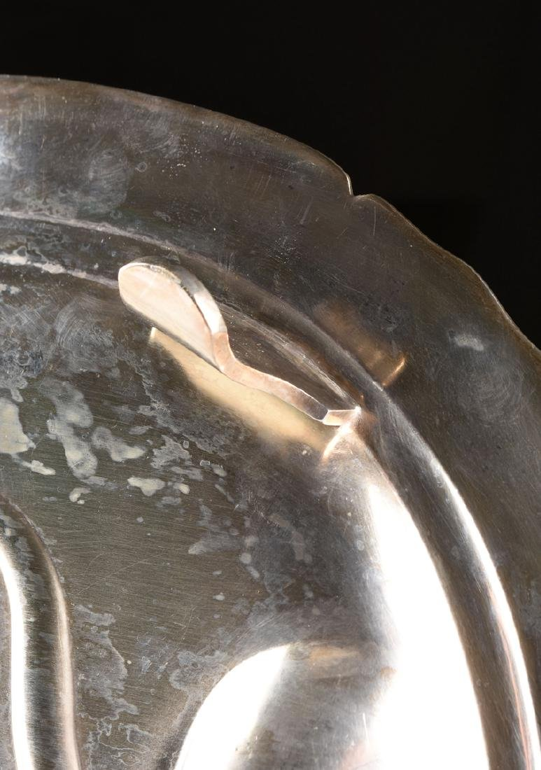 """A REED & BARTON """"MAYFLOWER"""" PATTERN SILVER PLATED - 6"""