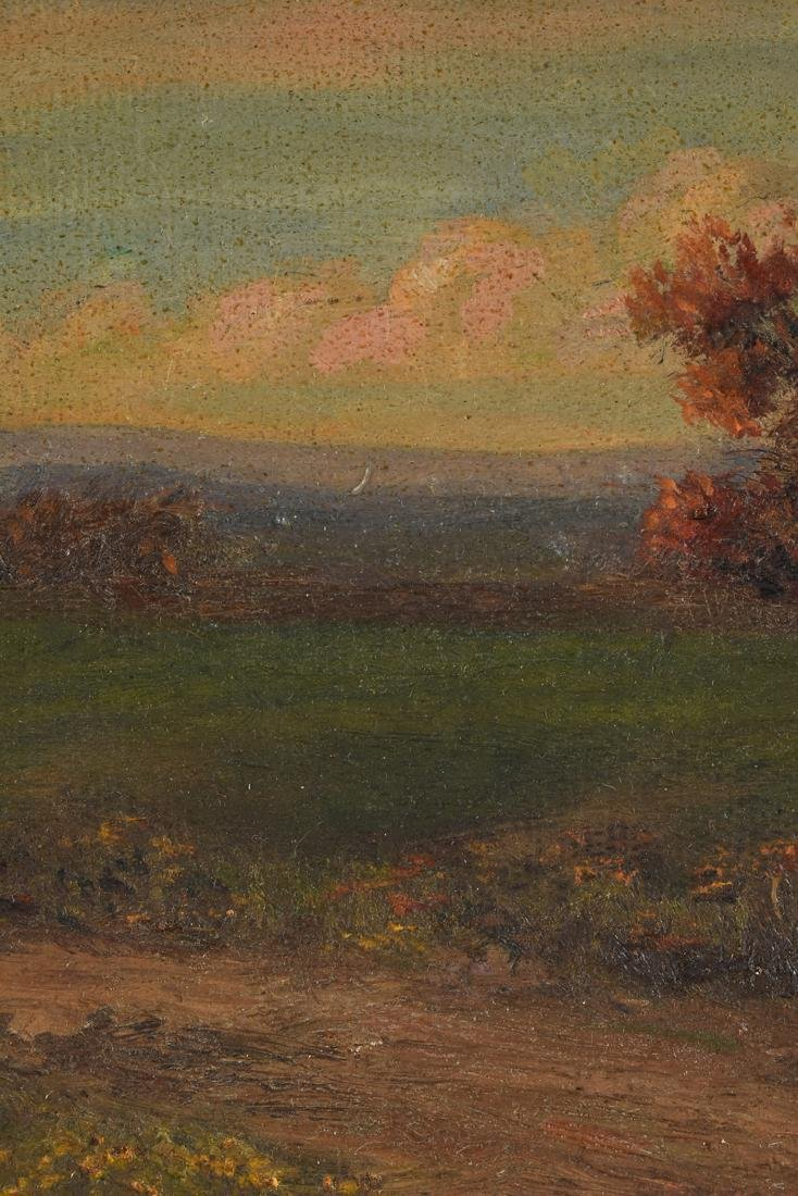GRINDAGE BOYER (New York 1855-1926) A PAINTING, - 6