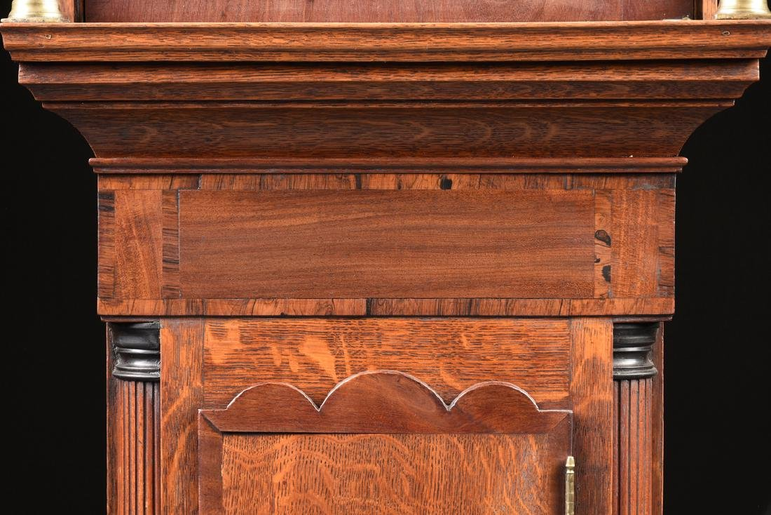 AN ENGLISH LATE VICTORIAN ORMOLU MOUNTED MARQUETRY - 5