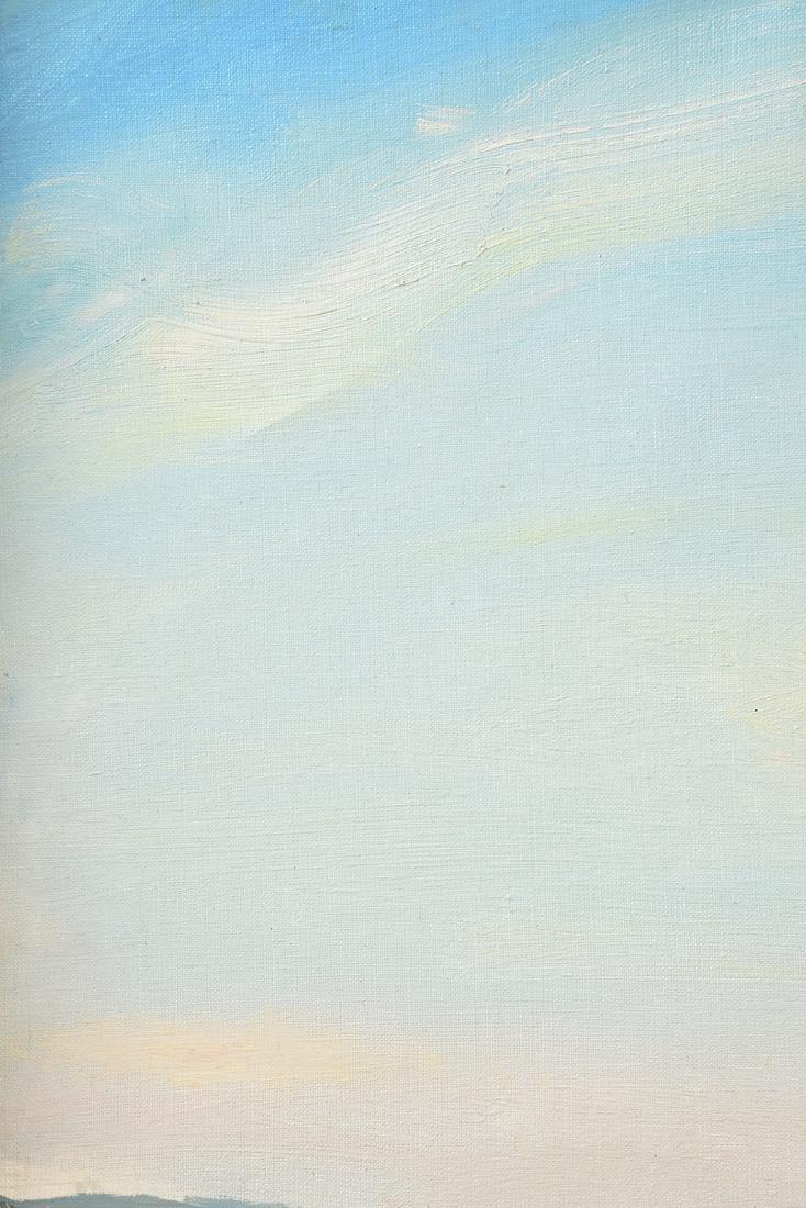 GASTON SEBIRE (United States/ France 1920 - 2001) A - 5