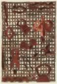 FRANCISCO TOLEDO (American/Texas b. 1940) A COLLAGE,