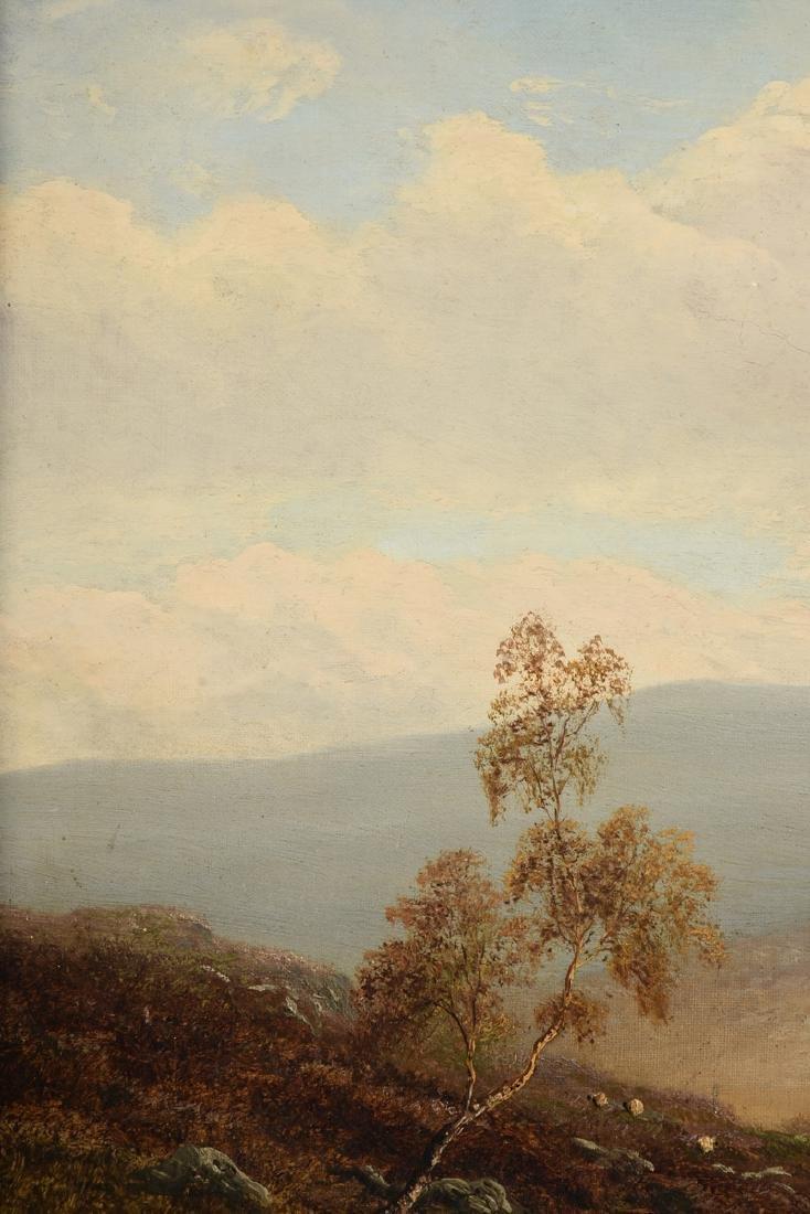 WILLIAM MELLOR (British 1851-1931) A PAINTING, - 10