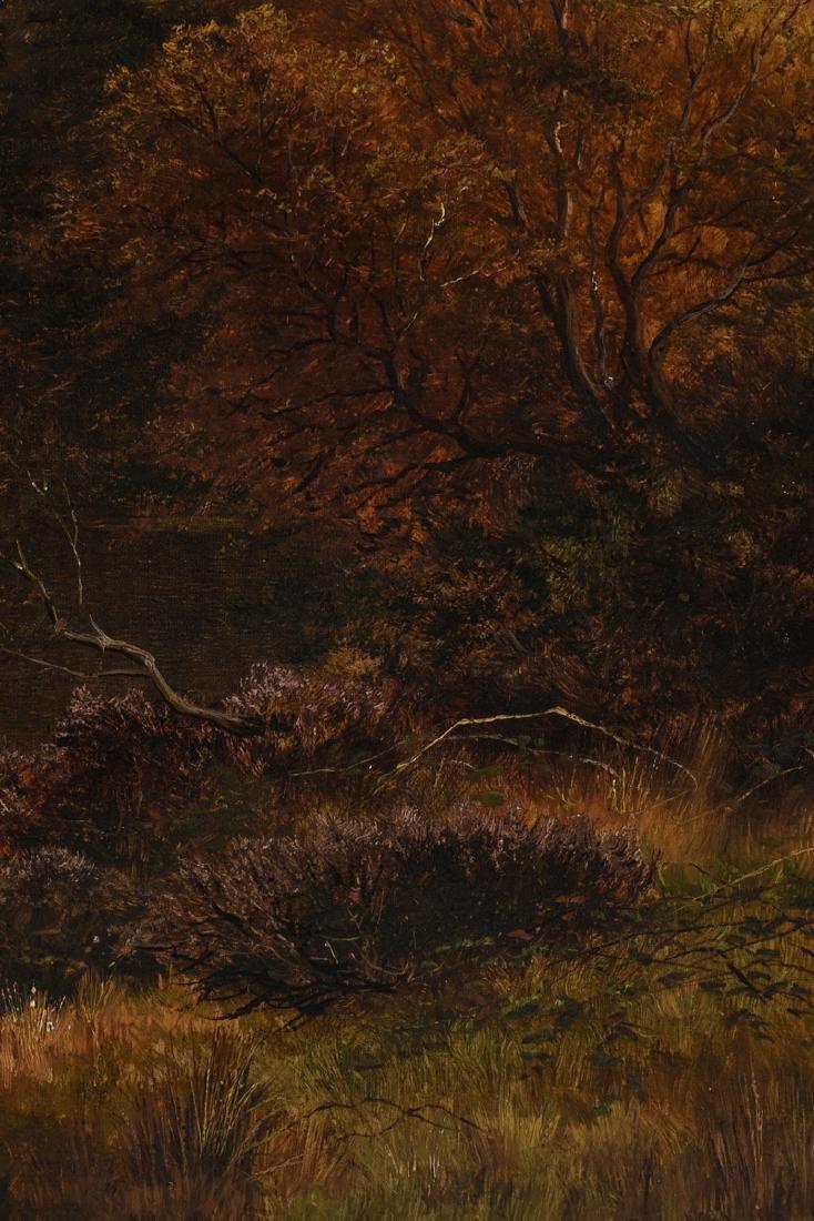 WILLIAM MELLOR (British 1851-1931) A PAINTING, - 5