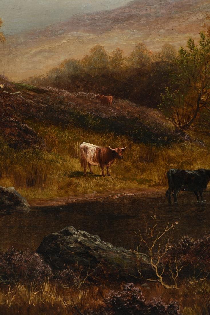 WILLIAM MELLOR (British 1851-1931) A PAINTING, - 8