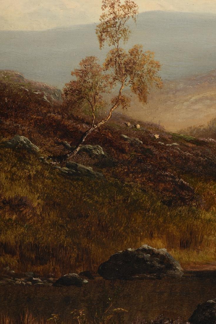 WILLIAM MELLOR (British 1851-1931) A PAINTING, - 9