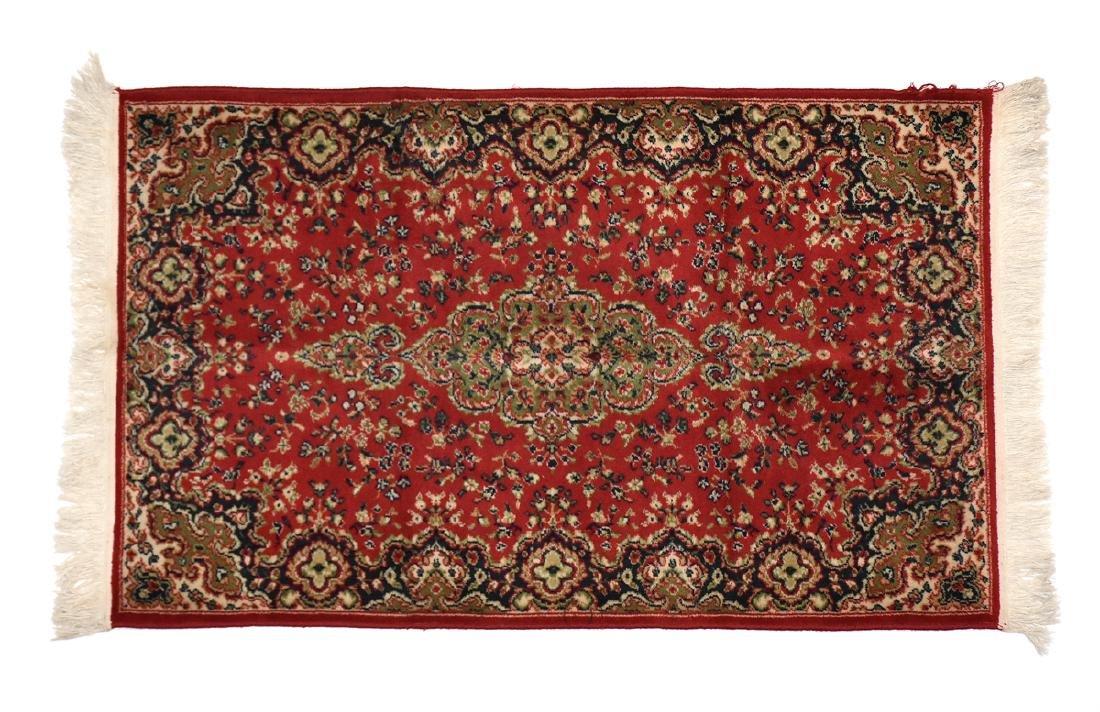 A TURKISH CARPET, 20TH CENTURY,