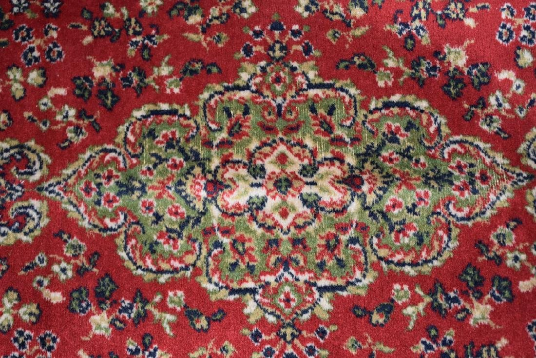 A TURKISH CARPET, 20TH CENTURY, - 3