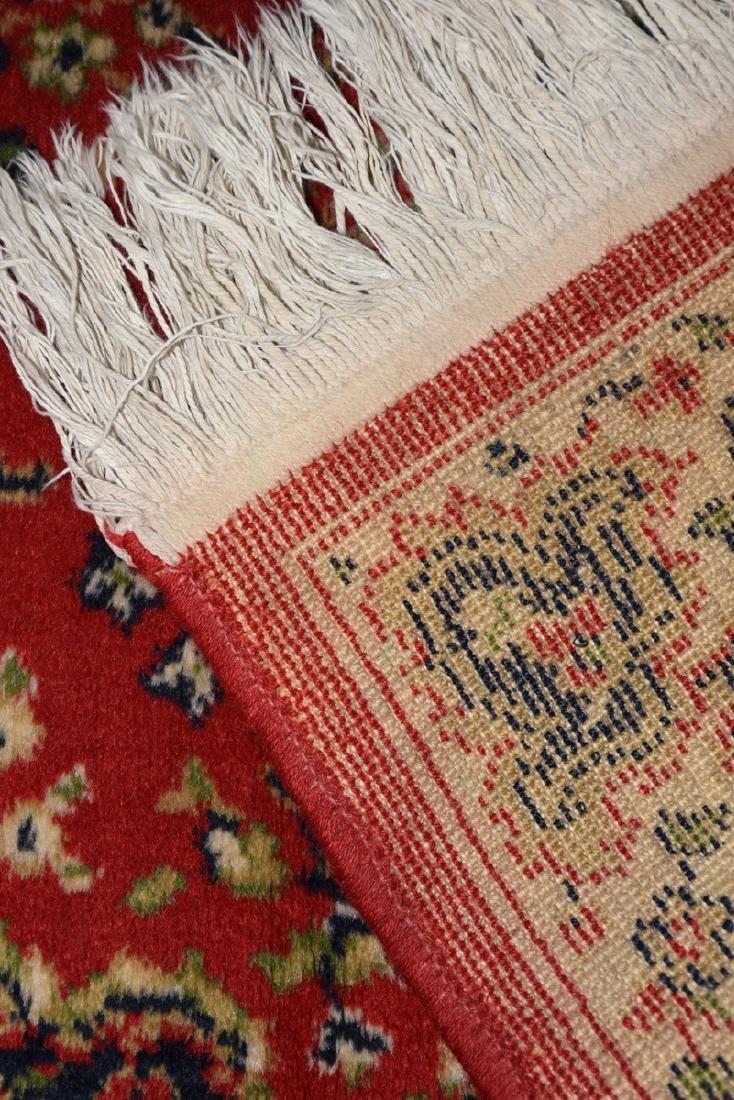 A TURKISH CARPET, 20TH CENTURY, - 6