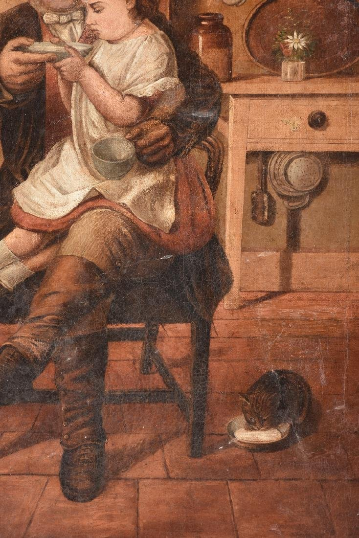 "A DUTCH STYLE GENRE SCENE, 19TH CENTURY, ""The Good - 6"