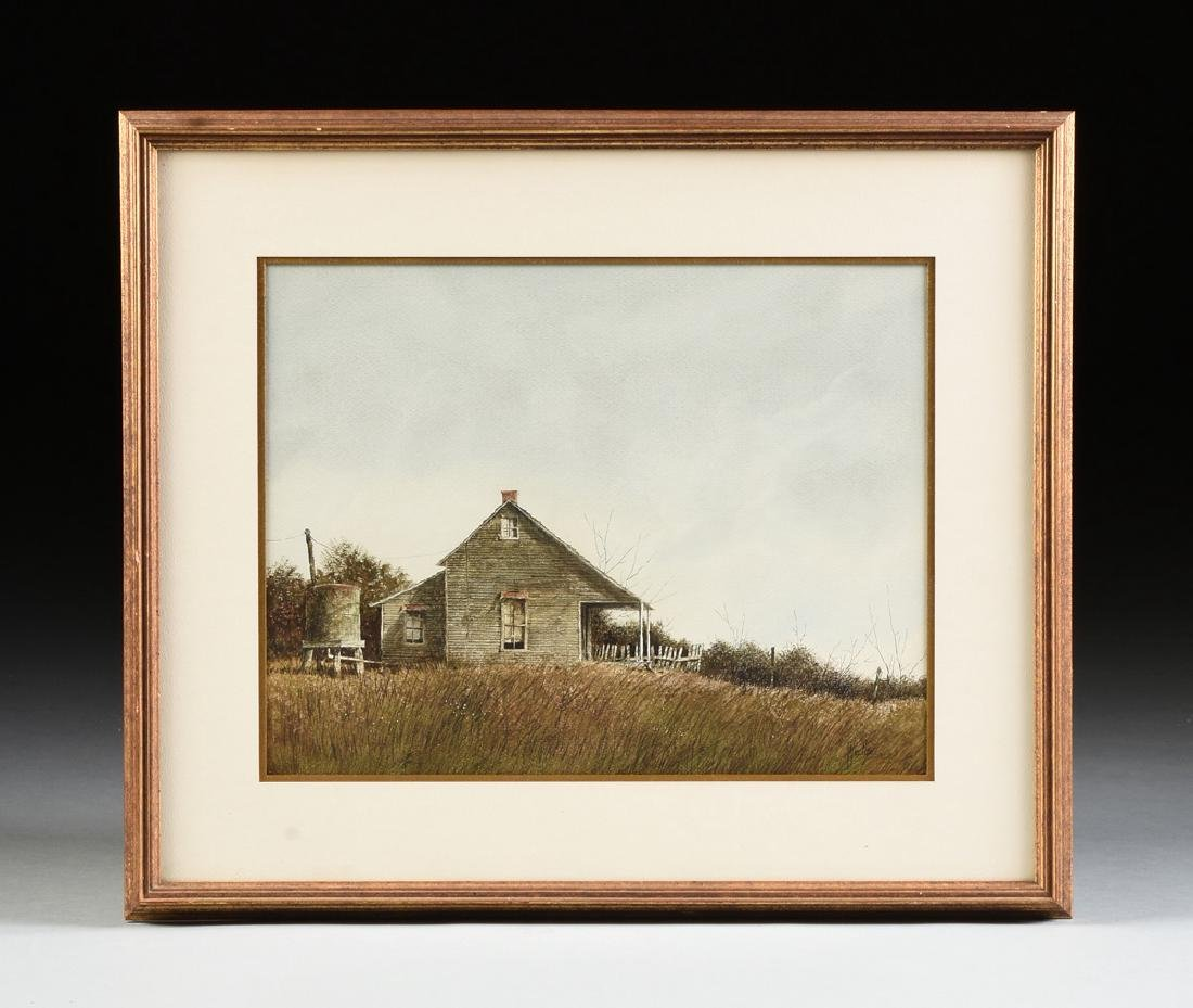 WELLS, A PAINTING - 2