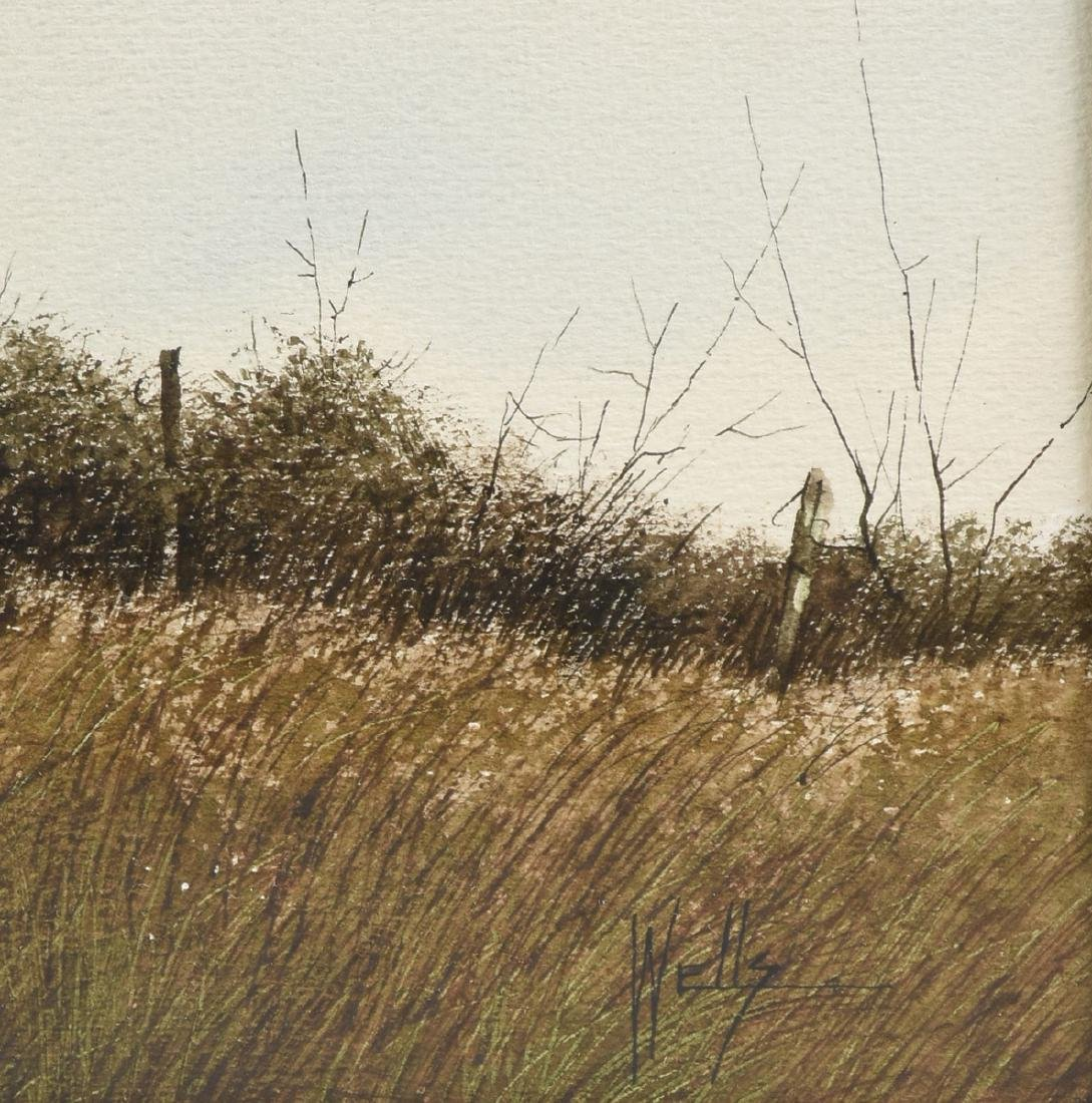 WELLS, A PAINTING - 3