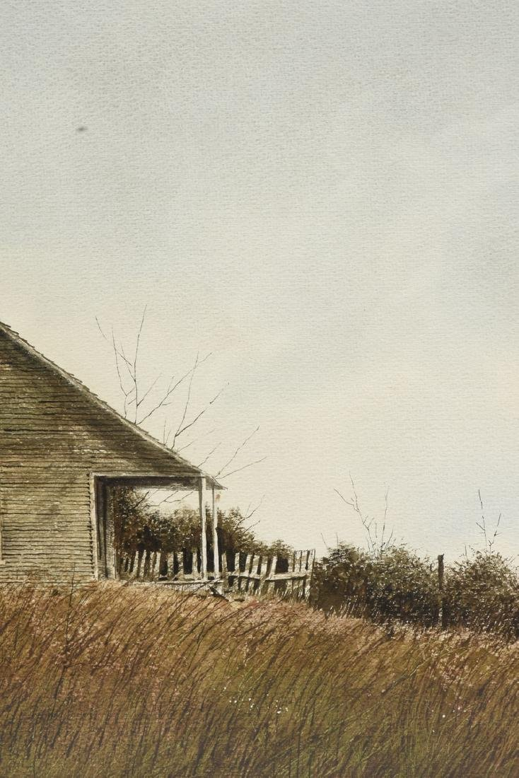 WELLS, A PAINTING - 5
