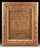 GEORGE WASHINGTON BACON (American 1830-1922) A RARE