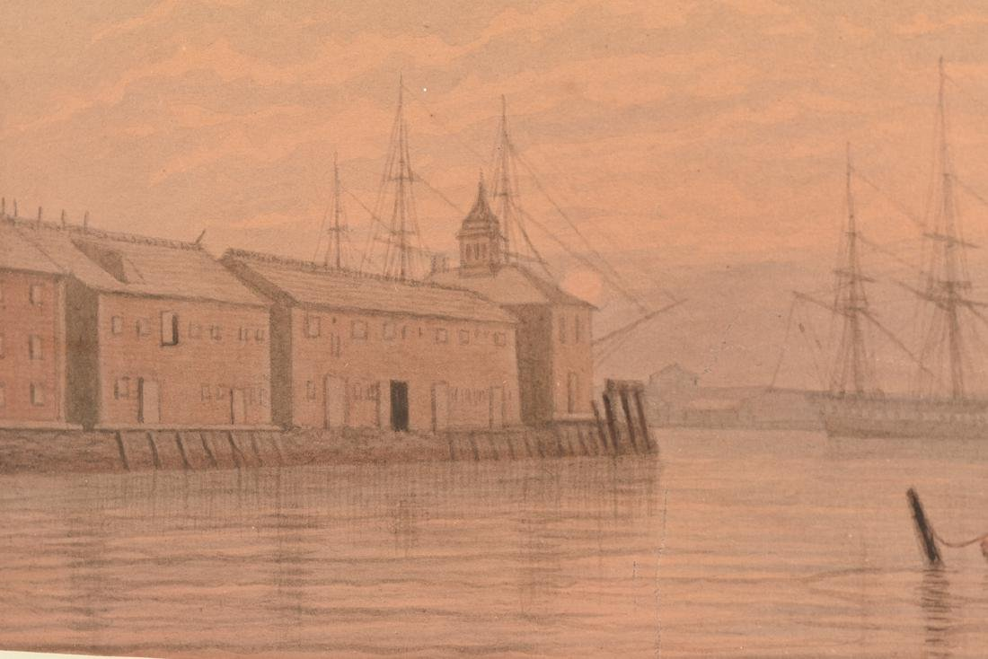 FELIX AUGUSTUS PECKHAM (American 1837-1876) A PAINTING, - 5