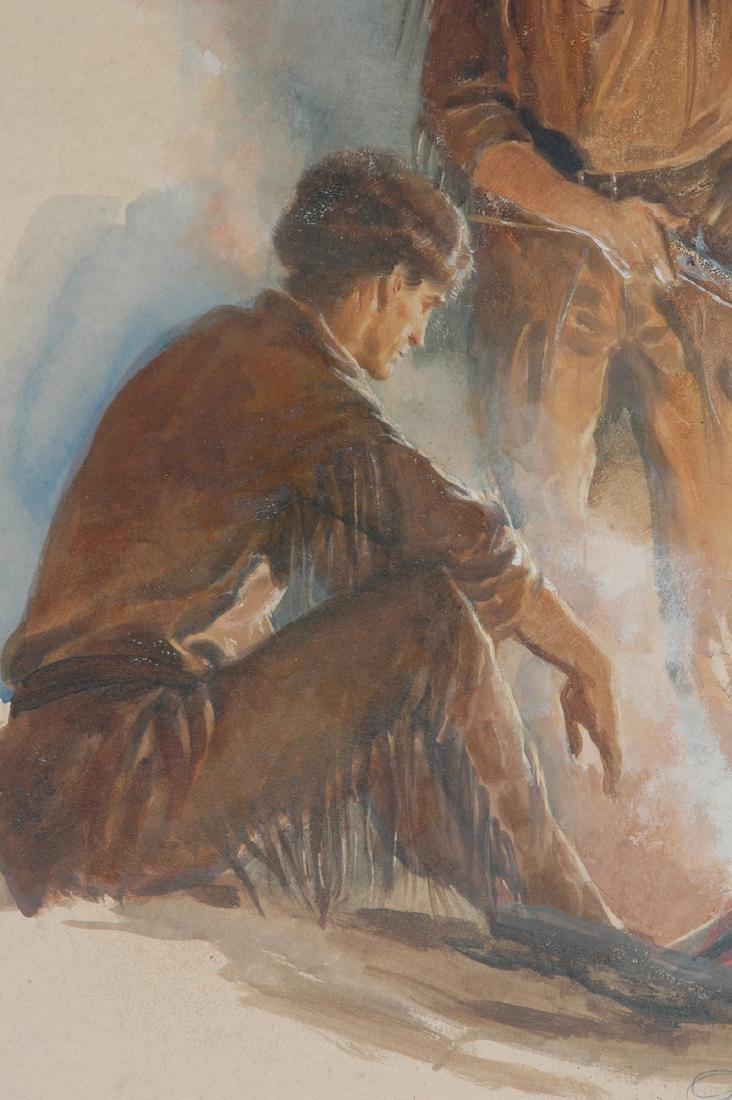GERALD McCANN (American 1916-1995) A PAINTING, - 4