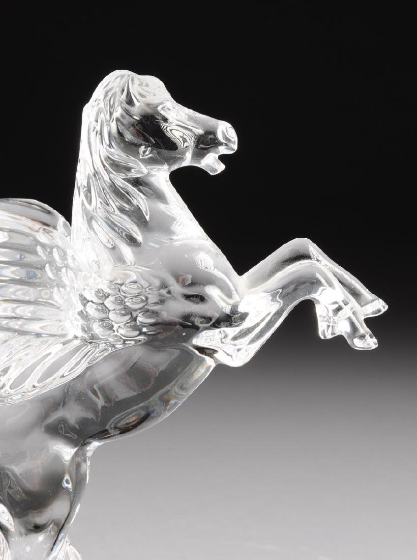 A GROUP OF THREE WATERFORD CRYSTAL FIGURES, FROM THE - 4