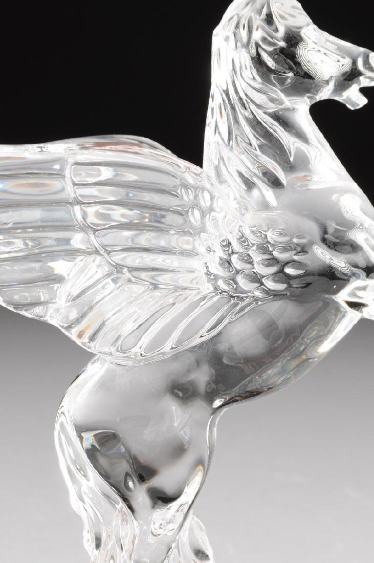 A GROUP OF THREE WATERFORD CRYSTAL FIGURES, FROM THE - 5