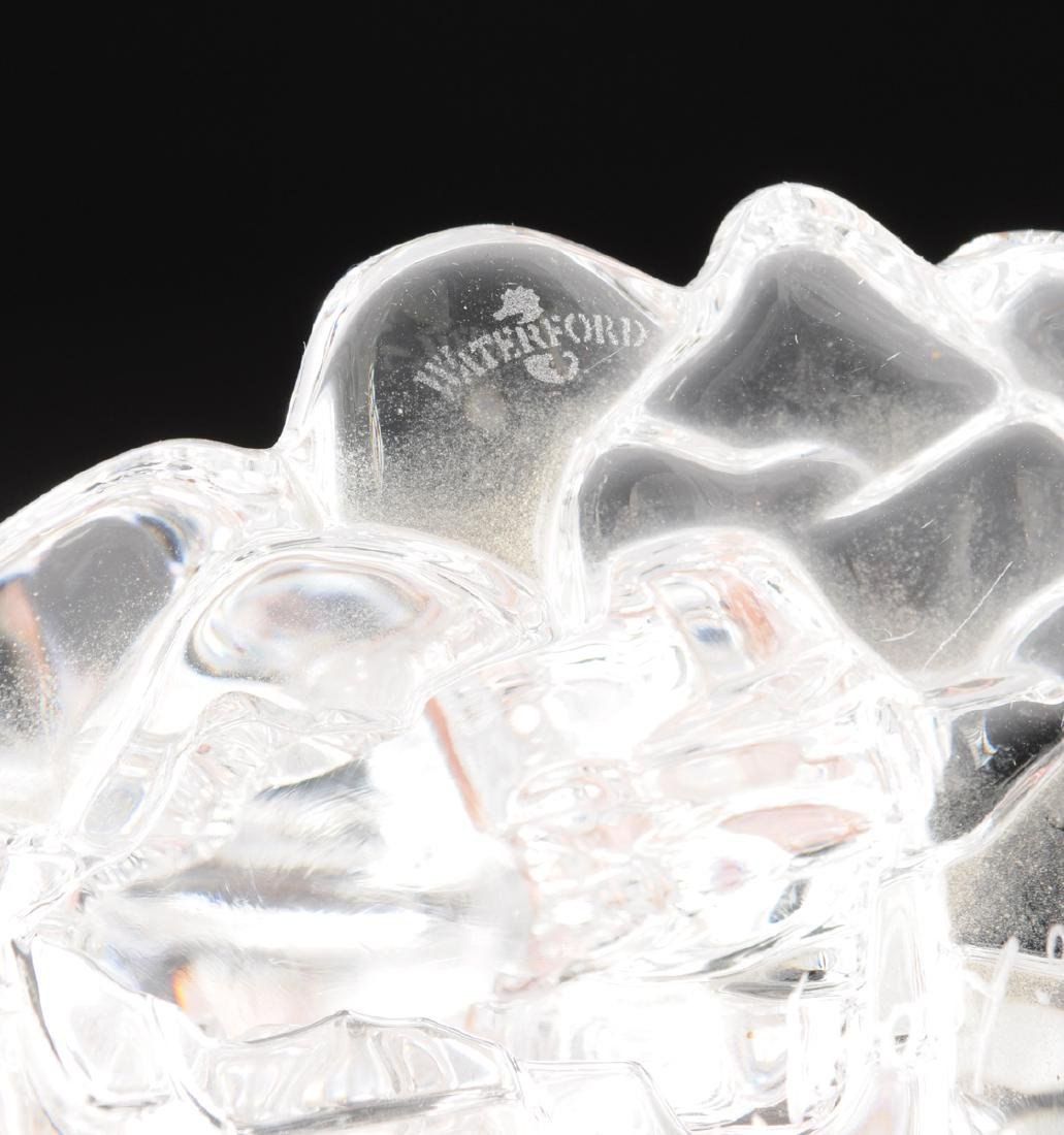 A GROUP OF THREE WATERFORD CRYSTAL FIGURES, FROM THE - 6
