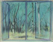 WILLIAM ANZALONE (American/Texas b. 1935) A DRAWING,