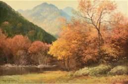 ROBERT WILLIAM WOOD (American/Texas 1889-1979) A