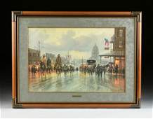 G GERALD HARVEY JONES HARVEY AmericanTexas