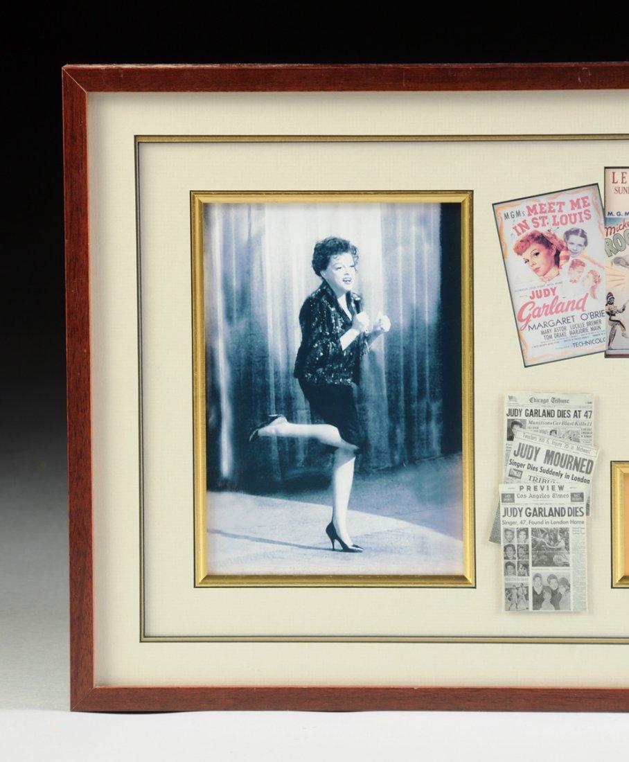 JUDY GARLAND (BORN FRANCES ETHEL GUMM 1922-1969) - 3