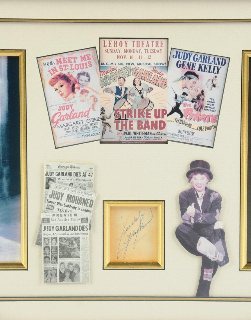 JUDY GARLAND (BORN FRANCES ETHEL GUMM 1922-1969) - 6