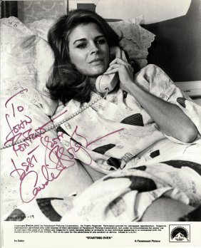 """A Group Of Six Popular Actress Autographed 8"""" X 10"""""""