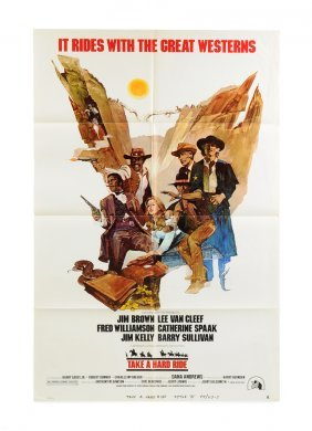 """A Studio Issued One-sheet Poster And Two 8"""" X 10"""" Black"""