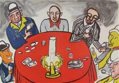 Alexander Calder - Lithograph