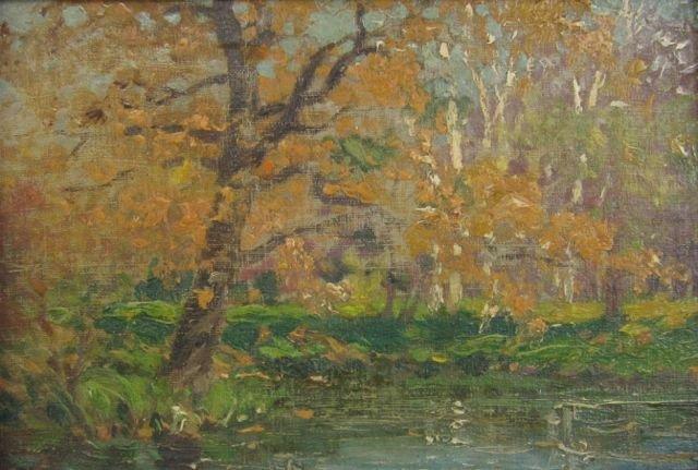 Harley DeWitt Nichols, (NY/Calif, 1859-1939), Impressio