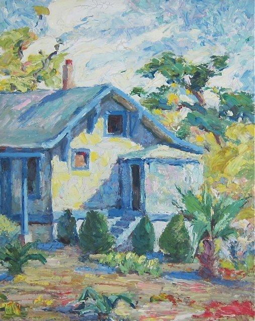 Kathryn Tileston Raymond, (Boston, early 20th c.) House
