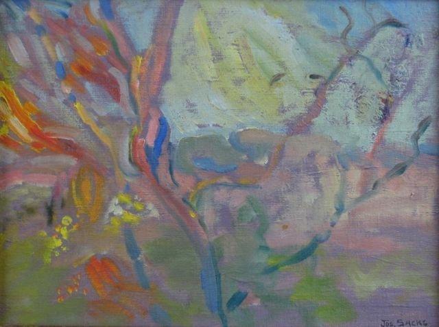 Joseph Sacks, (American, 1887-1974), Fauvist